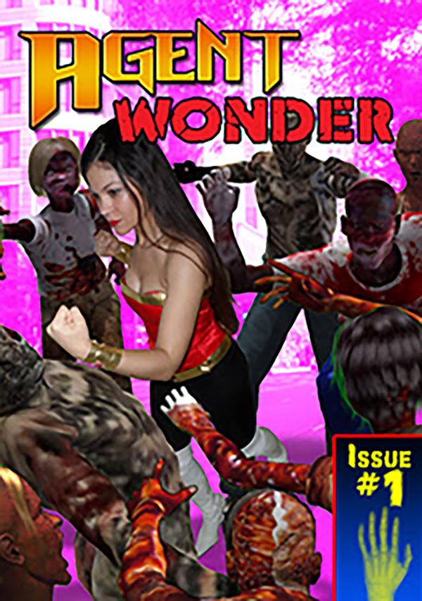 Agent Wonder #1