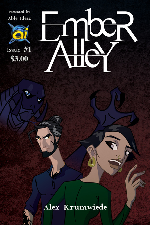Ember Alley #1
