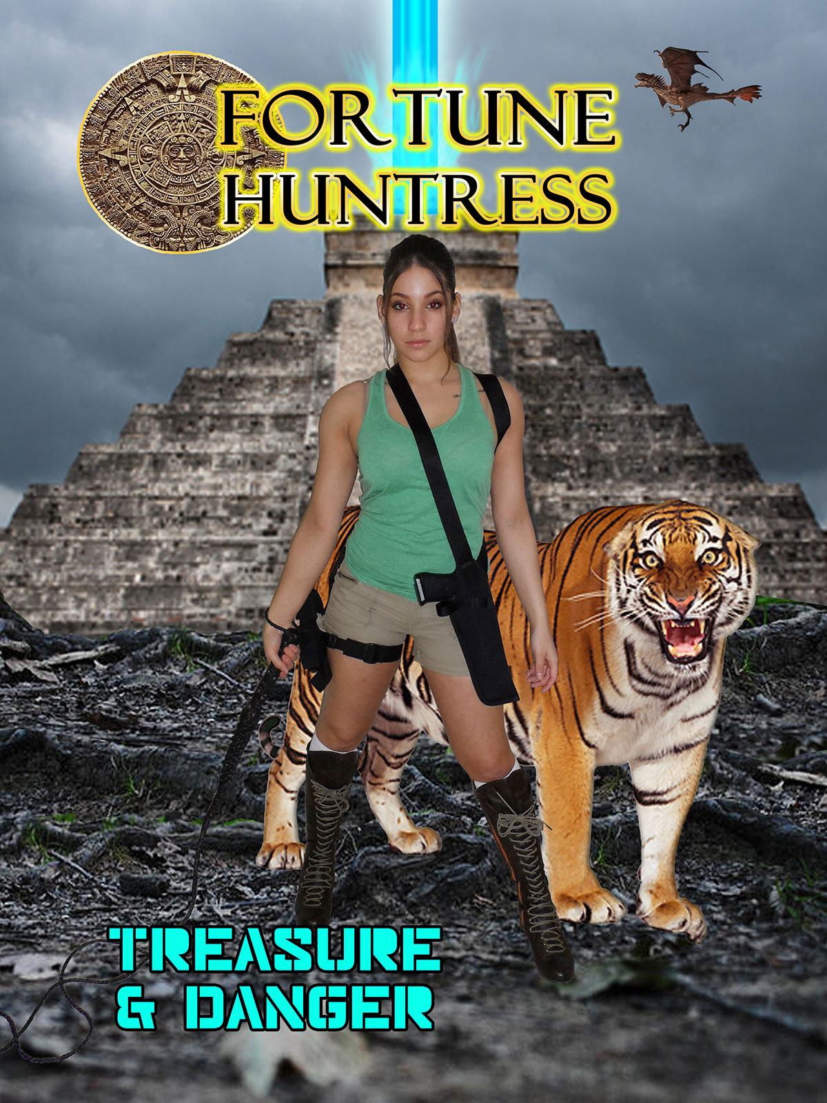 Fortune Huntress #1