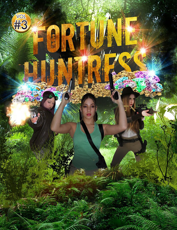 Fortune Huntress #3