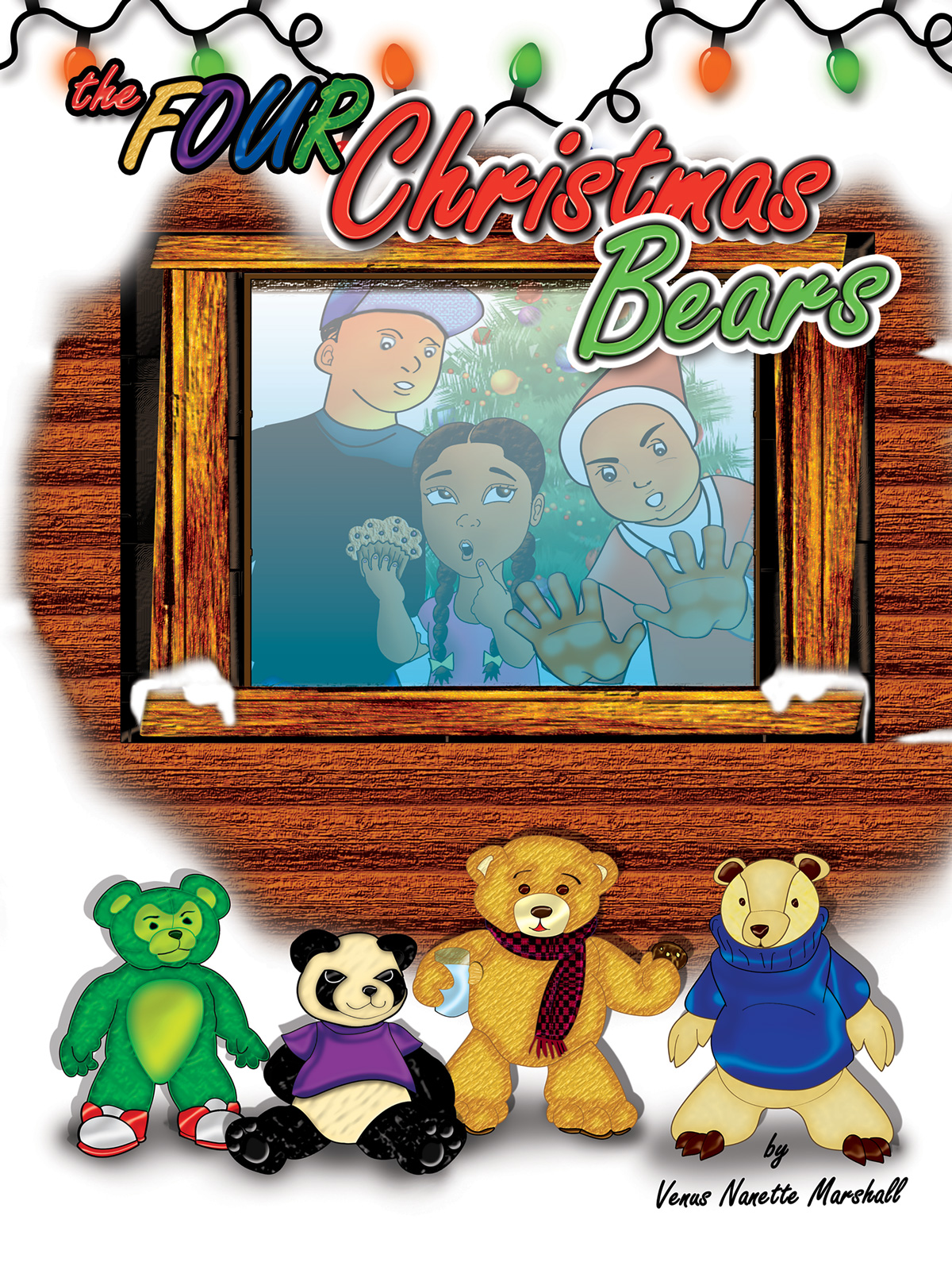 The Four Christmas Bears