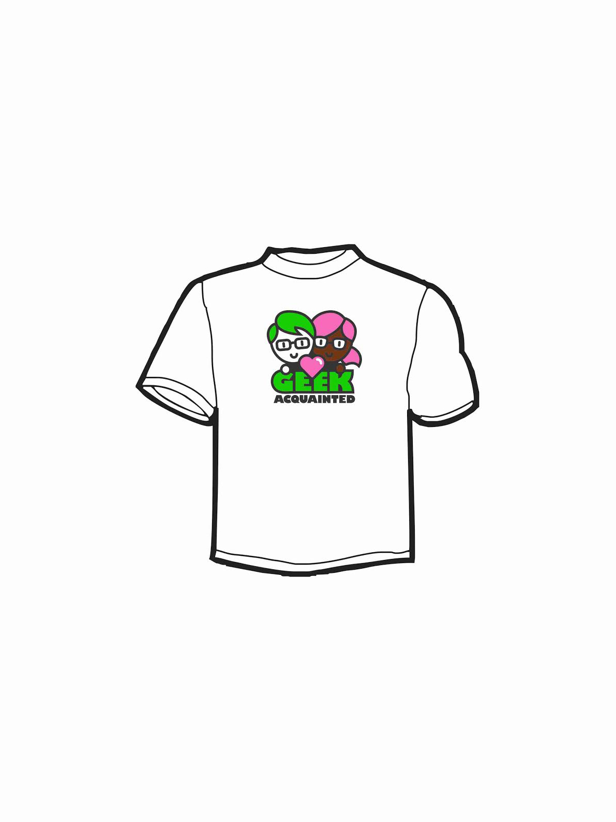 Geek Acquainted Shirt
